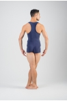 Combishort homme Patrick Ballet Rosa marine