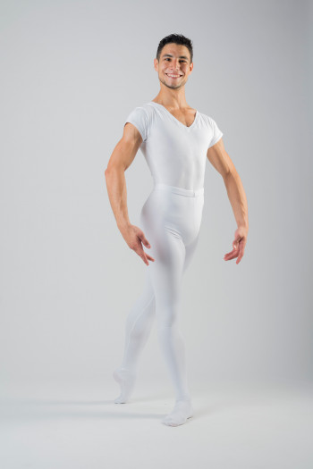 Collants Wear Moi microfibre Orion white