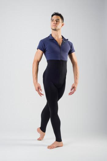 Wear Moi camisole unitard Elan navy/black