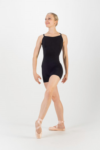 Playsuit Temps Danse Majestic black