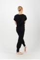 Tee-shirt Temps Danse Limpid Dancer noir
