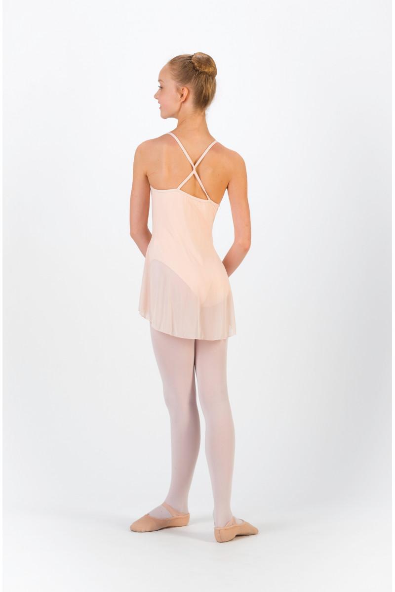 Tunique Ballet Rosa Mady enfant rose poudré
