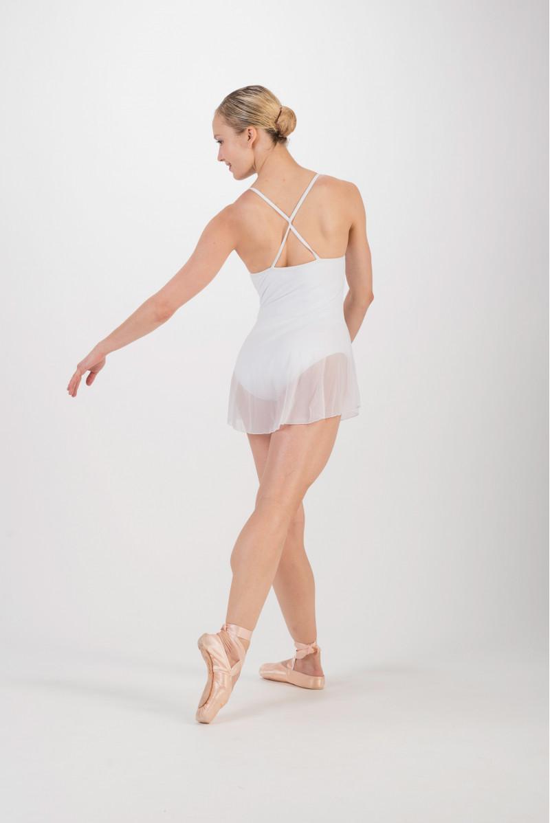 Children's Ballet Rosa Maddy white dress