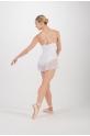Tunique Ballet Rosa Mady femme blanc