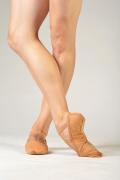 Sansha soft flesh ballet shoes Pro 1C