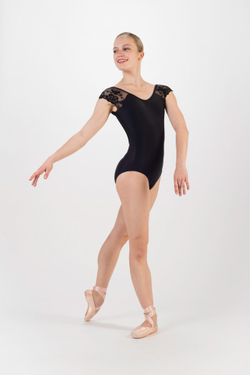 Ballet Rosa leotard for women Josephine black