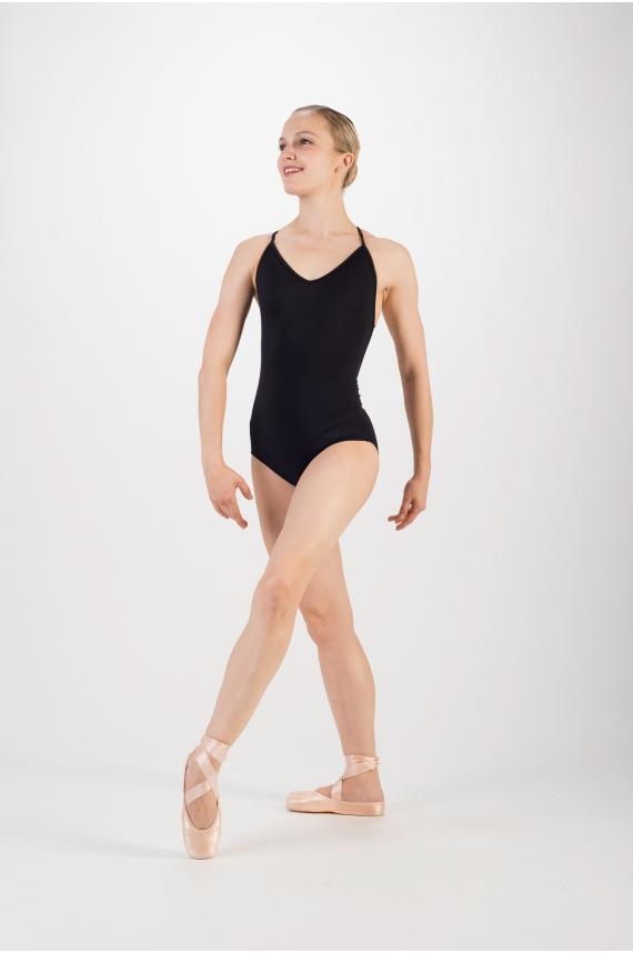 ballet rosa leotard for women kayla mademoiselle danse. Black Bedroom Furniture Sets. Home Design Ideas