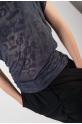 Tee Shirt Repetto dévoré Rose Pétale