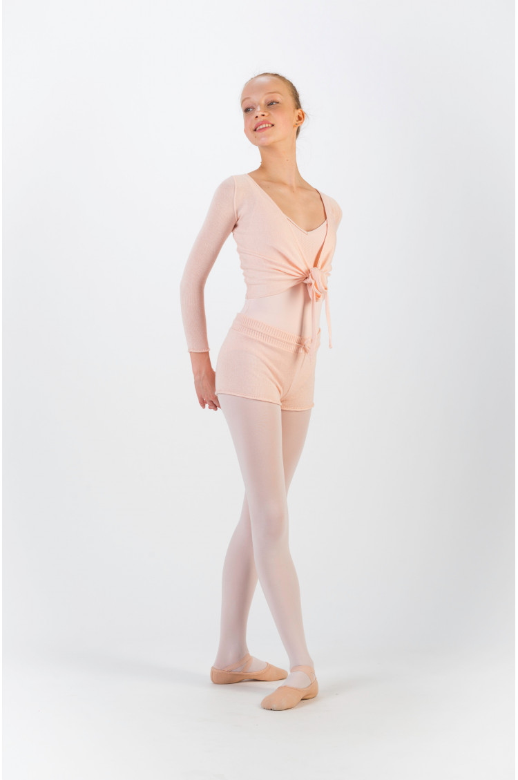Repetto candy pink wrap over top DE670