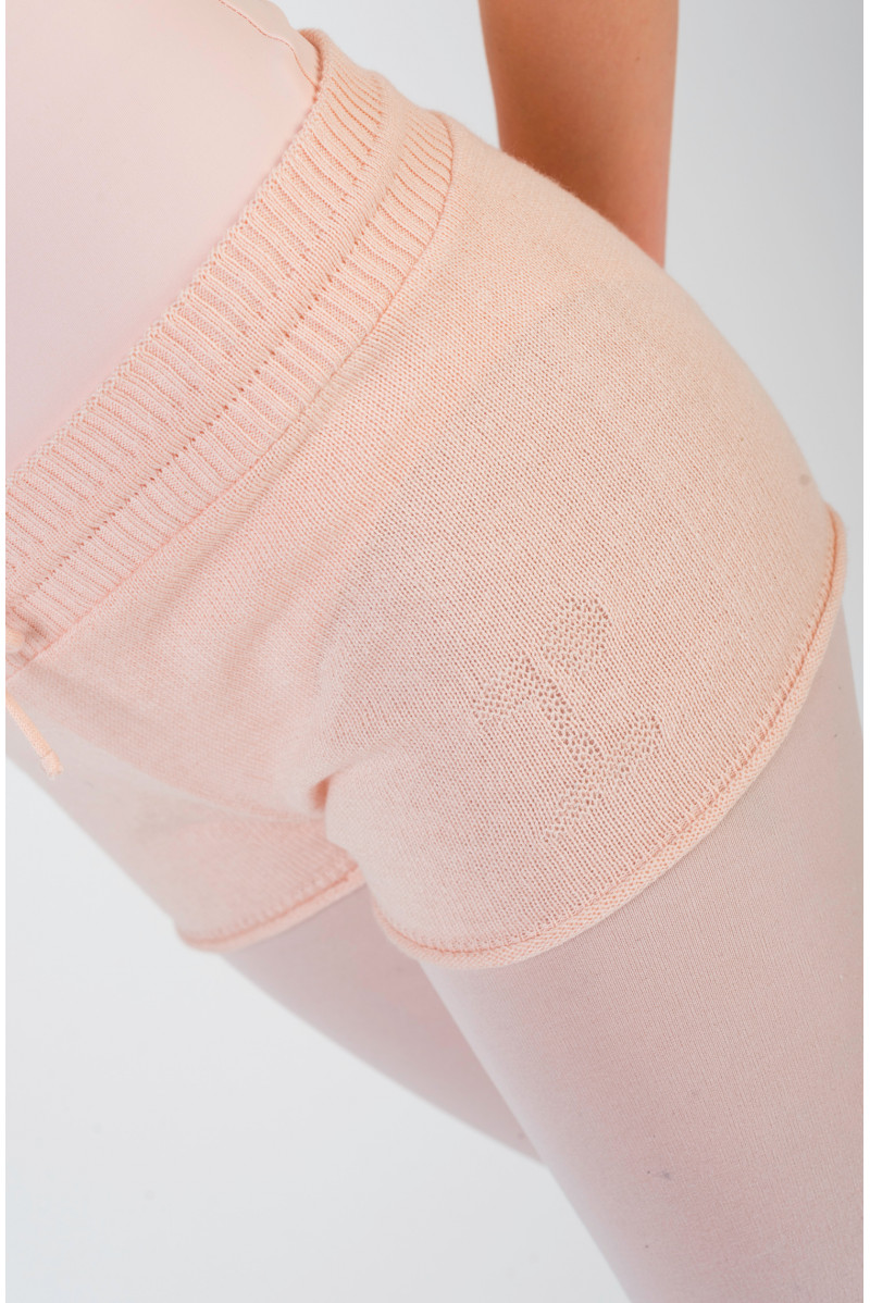 Short Repetto rose pétale DE672