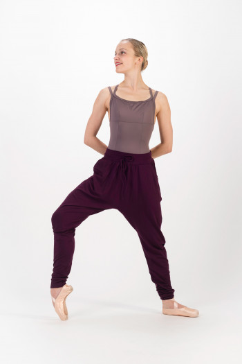 Pantalon sarouel Repetto patchouli