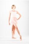 Repetto A0127 pink shawl