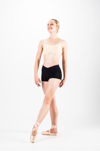 Sansha black women shorts