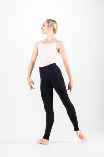 Legging Repetto femme noir D0386
