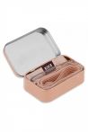 Kit couture Bloch boîte métal rose