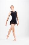 Tunique Wear Moi dentelle Sabine black/pearl