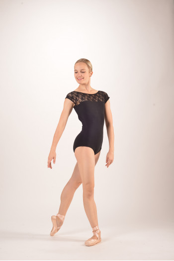 Intermezzo 31163 short sleeve leotard
