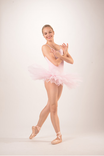 Intermezzo Tutu Leotard 3152 rosa