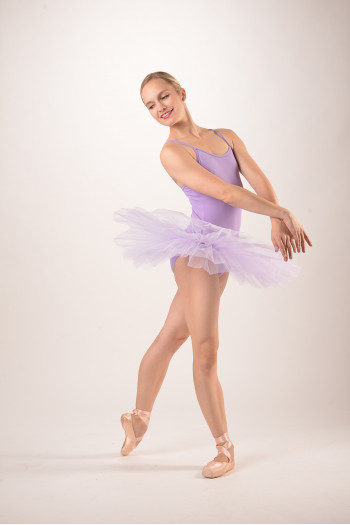 Intermezzo Tutu Leotard 3152 lila