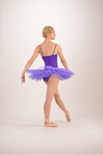 Intermezzo Tutu Leotard 3152 morado