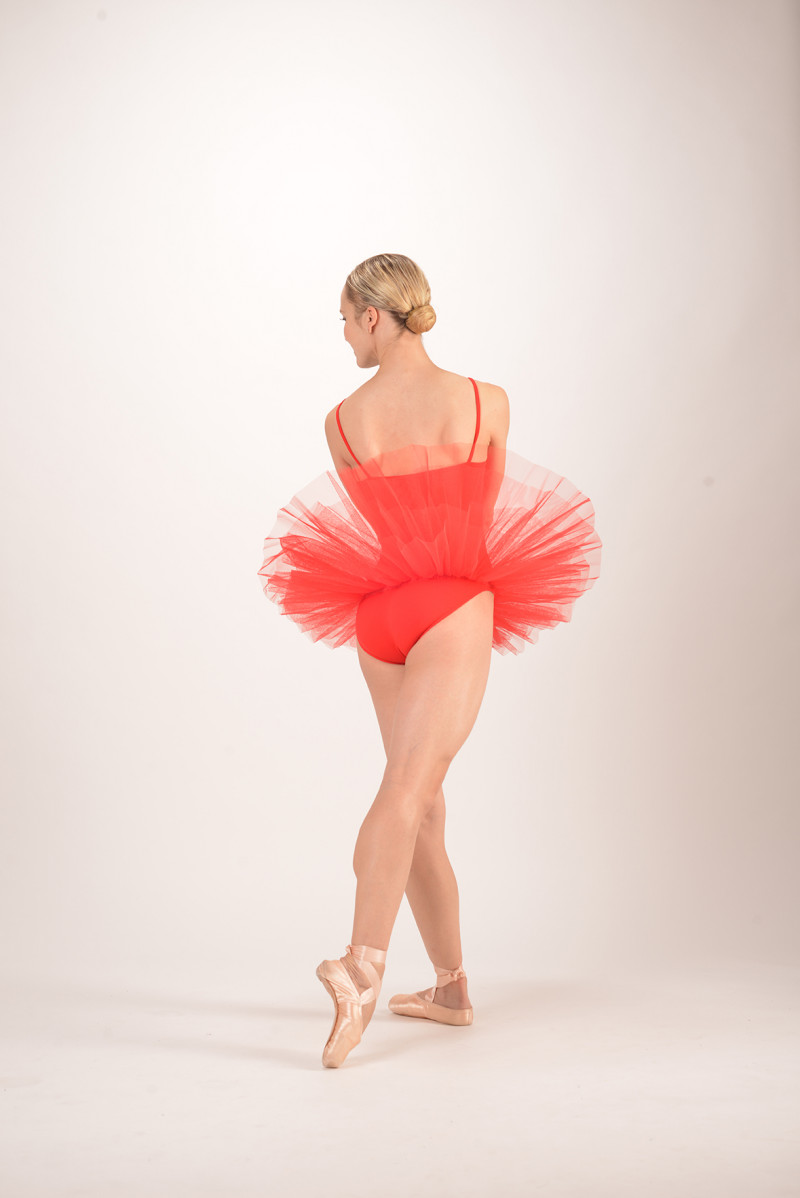 Tutu entier Intermezzo 3152 red