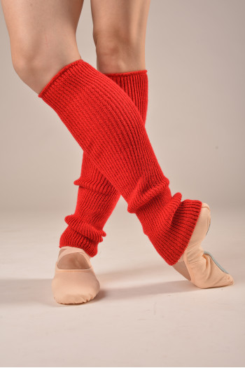 Intermezzo Leg Warmers 2030 rojo