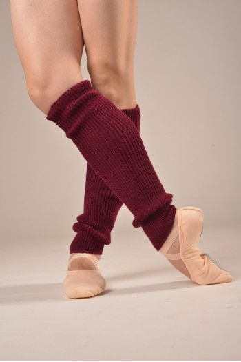 Intermezzo Leg Warmers 2030 burdeos
