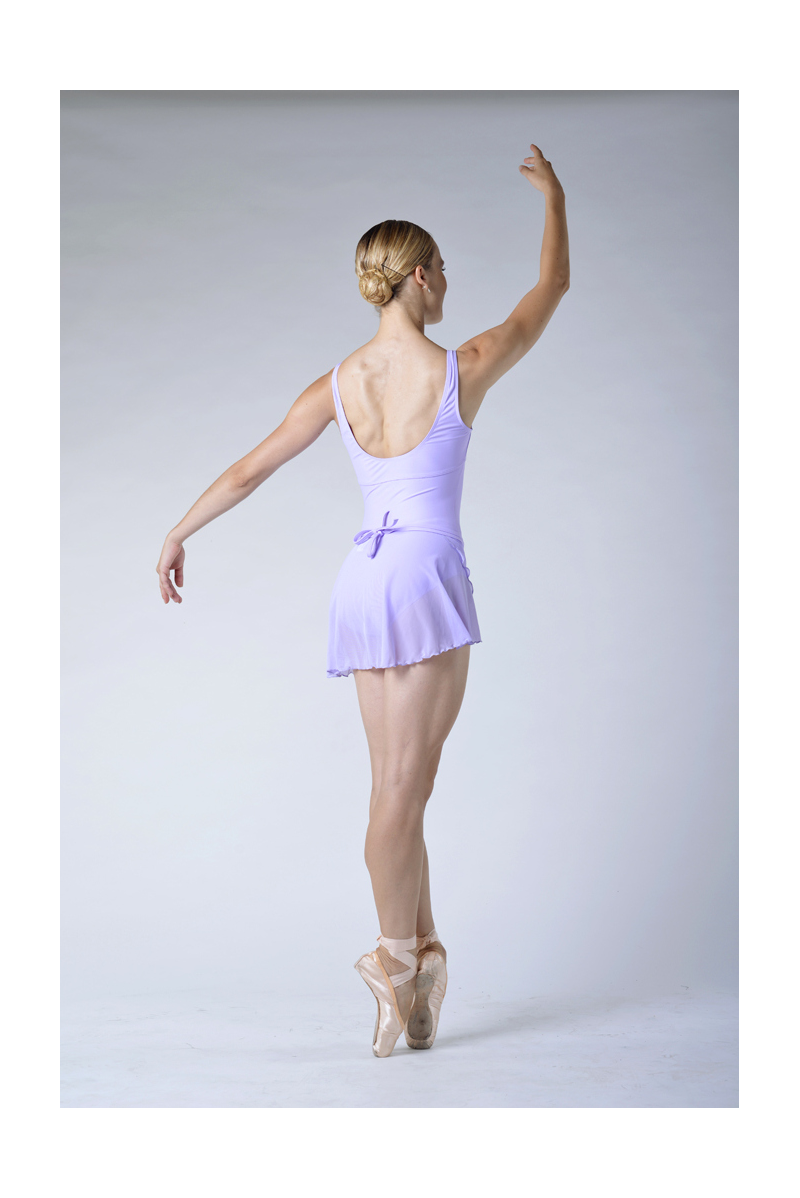 Alegro Wear Moi lilac short skirt