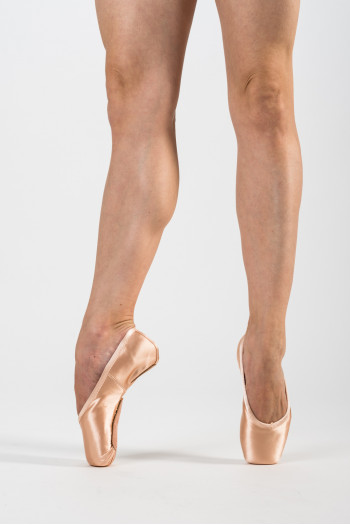 Bloch Eurostrech pointe shoes