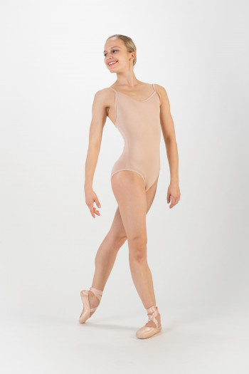 Temps Danse Maggie flesh leotard