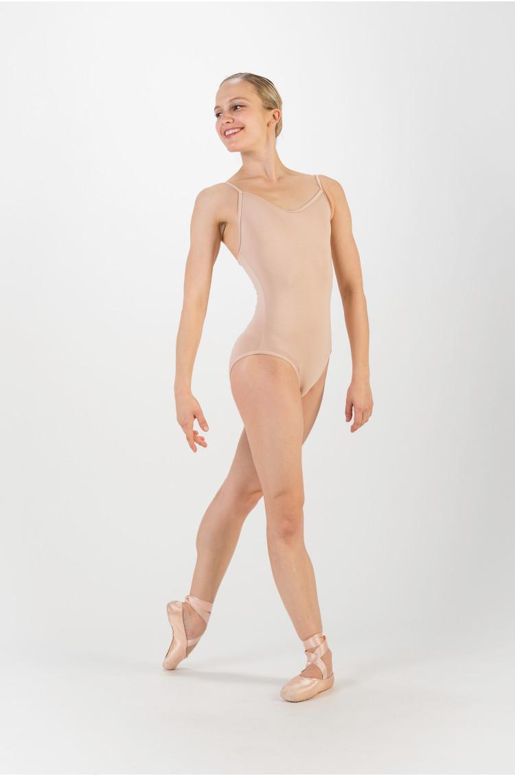 Jutaucorps chair Temps danse Maggie - Mademoiselle Danse 6473942d540