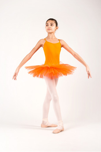 Tutu intégral Intermezzo 3152 naranja enfant