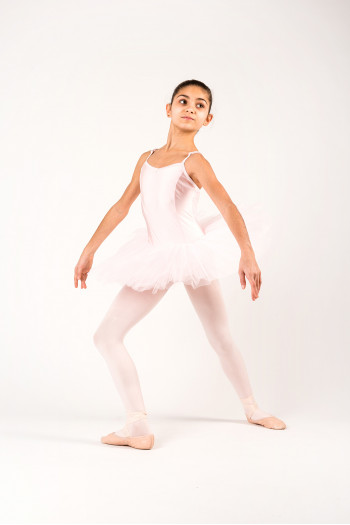 Capezio 10894C pink camisole tutu for girl