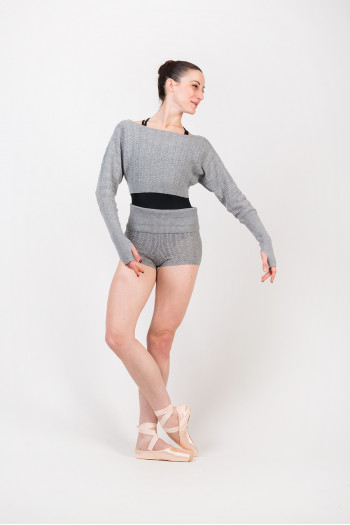 Pull court Bloch Tabor Z6999 Grey Marle Edition Limitée