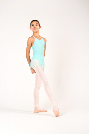 Degas Menthol dress leotard 2503LNT
