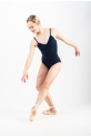 Temps Danse Mana dark blue leotard