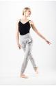 Pantalon Temps Danse Vivant gris chiné
