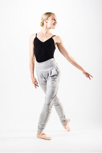 Temps Danse Vivant anthracite pants