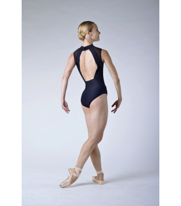 Wear Moi Lys black leotard