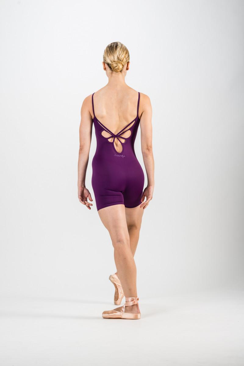 Combishort Ballet Rosa Michelle