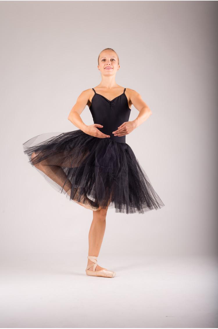 tutu int gral de danse classique sansha mademoiselle danse. Black Bedroom Furniture Sets. Home Design Ideas