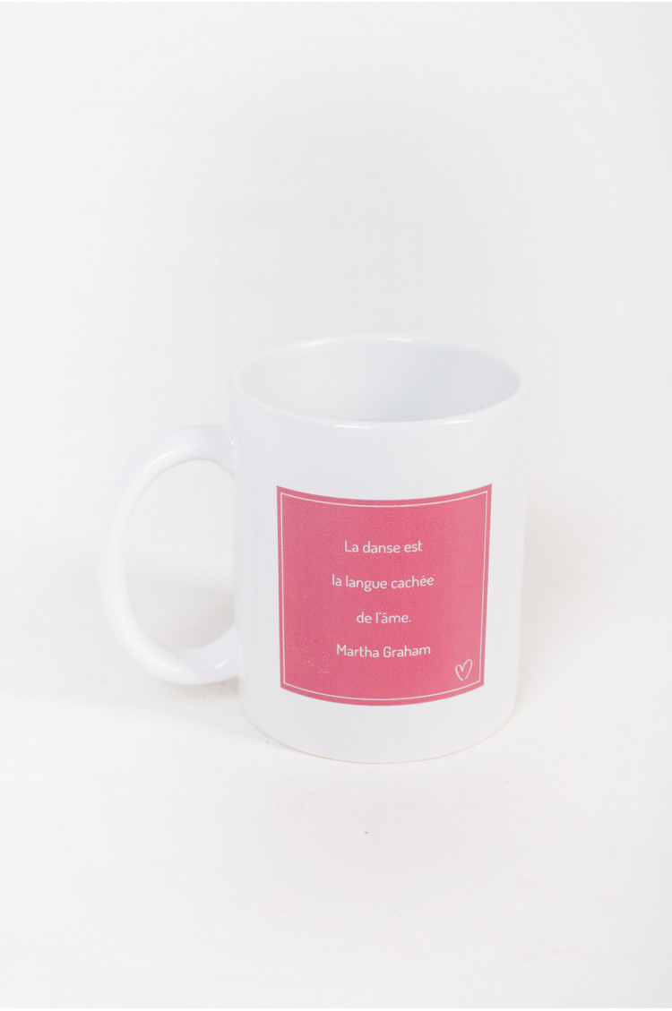 Mug Mademoiselle Danse