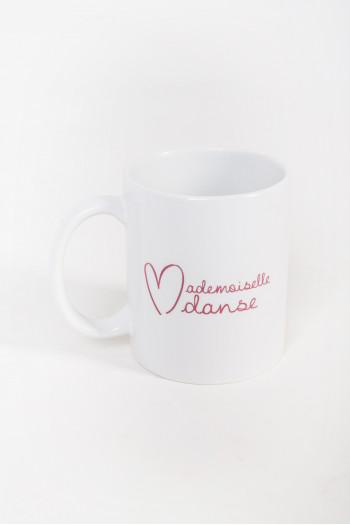 Mug Mademoiselle Danse logo