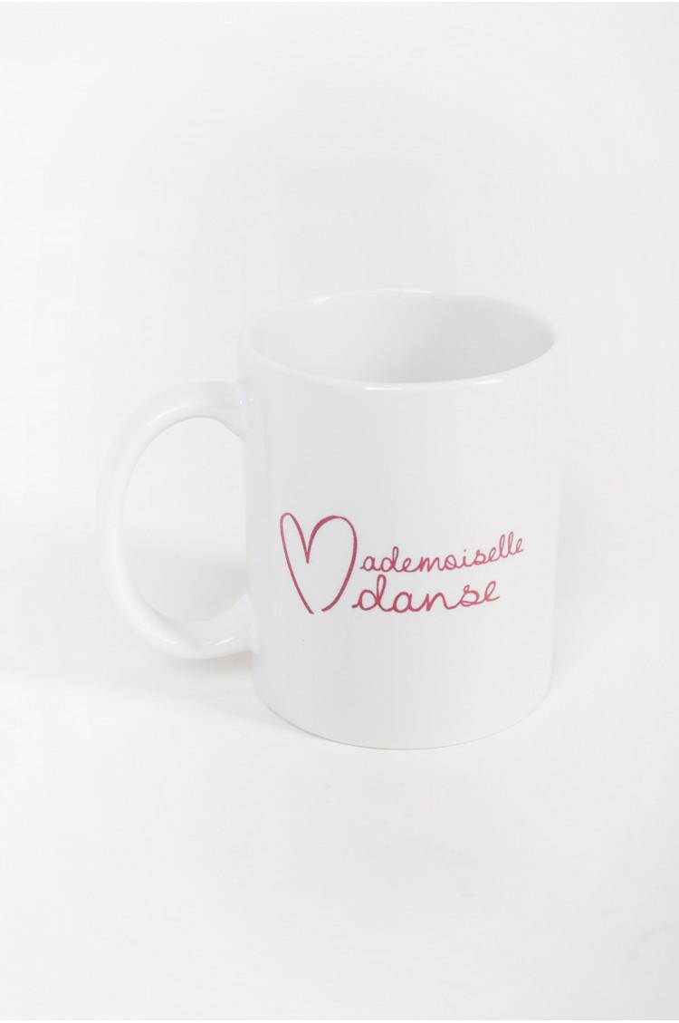 Mademoiselle Danse mug