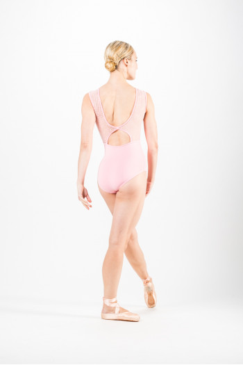 Mirella M5062 pink leotard - Limited edition