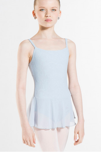 345e03ec6 Wear Moi - Leotard with skirt for girls - Mademoiselle danse