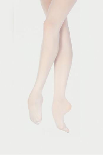 Collants Wear Moi avec pieds DIV01 White