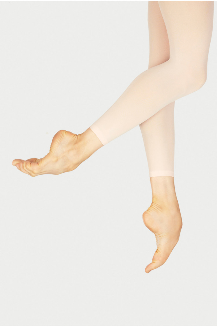Wear Moi pink footless tights DIV60