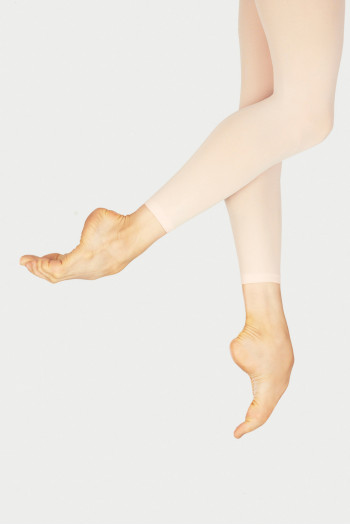 Collants sans pieds Wear Moi DIV60E light pink enfant