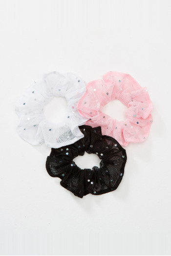 Wear Moi Sequined elastic hair